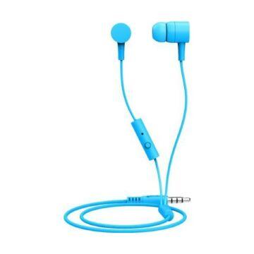 Maxell Spectrum Mikrofonos Fülhallgató Kék