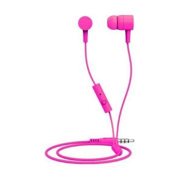 Maxell Spectrum Mikrofonos Fülhallgató Pink