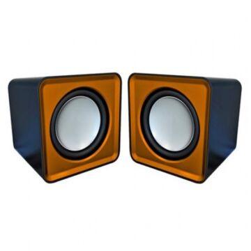 Omea OG01 hangszóró Surveyor 2.0 6W USB  narancs 41585