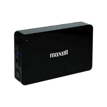 Maxell HDD 3TB E Series 3,5 Black USB 3.0