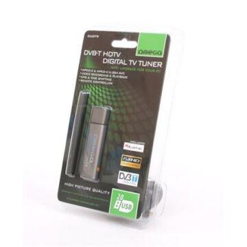 Omega USB DVB-T Tuner T900 Mpeg-4 H.264 Avc Hd USB 41399