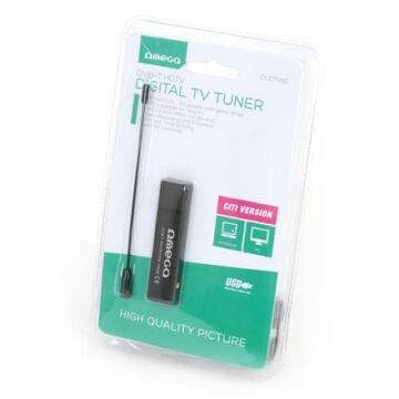 OMEGA USB DVB-T TUNER T900 MPEG-4 H.264 AVC CITI 41992
