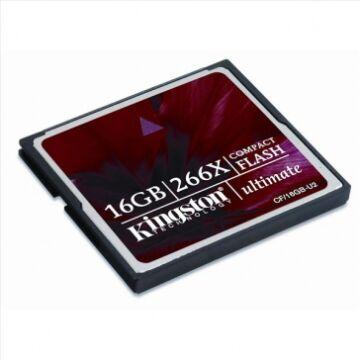 16GB CompactFlash Card Kingston 266x