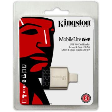 Kingston MobileLite G4 USB 3.0 Kártyaolvasó