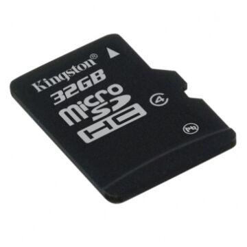 32GB Micro SDHC Kingston - class 4