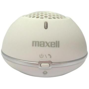 Maxell speaker mini WHITE