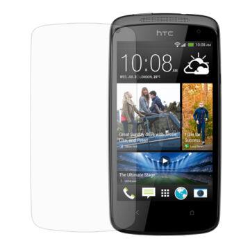 Gyári minőségű védőfólia HTC Desire 500