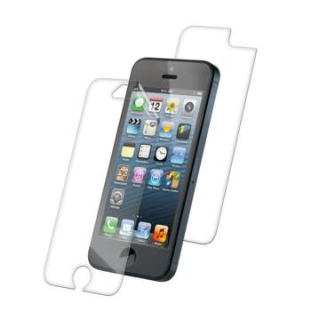 Gyári Minőségű Védőfólia 2 Oldalas iPhone 5 Clear