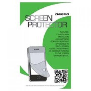 Omega Osphwshc Keménybevonatos Képernyővédő Fólia HTC Wildfire S 41461