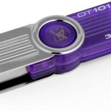 32 GB pendrive USB 2.0 Kingston DataTraveler 101 G2 lila