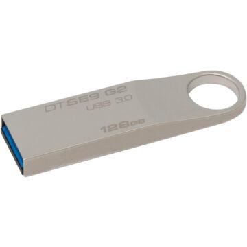 128 GB pendrive USB 3.0 Kingston DataTraveler SE9 G2, ezüst