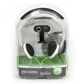 Omega Voip Set C-195 1.3Mpix 5P Lens Hd 720P + Hi-Fi Headset