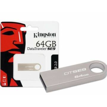 64 GB pendrive Kingston USB 2.0 DataTraveler SE9