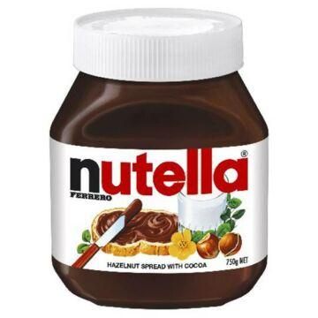 Nutella 750 Gramm