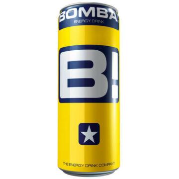 Bomba Dobozos Energiaital 250 ml