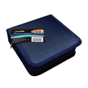 Cd/DVD Táska 32Cd Részére - Kék
