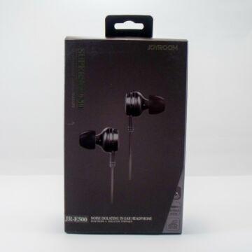 Headset JoyRoom JR-E500 fekete