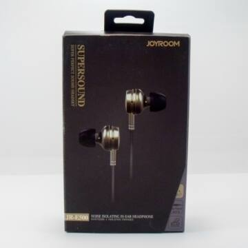 Headset JoyRoom JR-E500 gold
