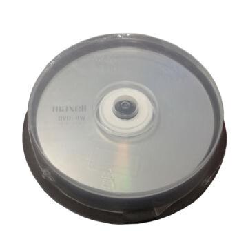 Maxell DVD-RW Lemez - Cake (10) Repack