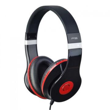Freestyle Hi-Fi Stereo Fejhallgató Fh4005 Piros/Fekete