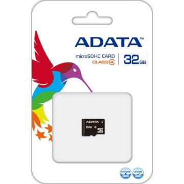 Adata 32GB Micro SDHC Memóriakártya Class 4