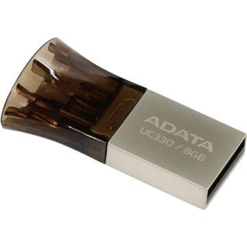 8GB ADATA UC330 USB 2.0 OTG FÉM