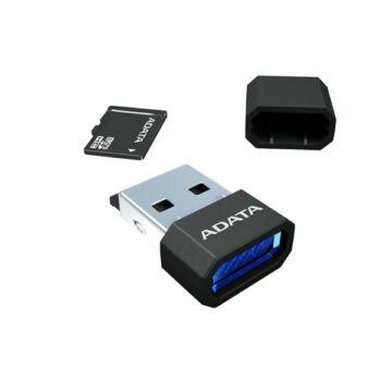 Adata 8GB Micro SDHC Memóriakártya Class 4 + Kártya Olvasó