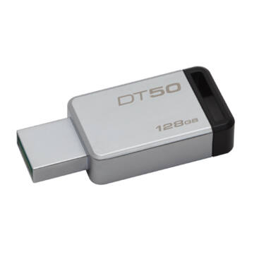 Kingston Dt50 128GB Pendrive USB 3.0 - Fekete
