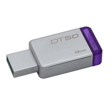 8GB Kingston USB 3.0 DT50 lila