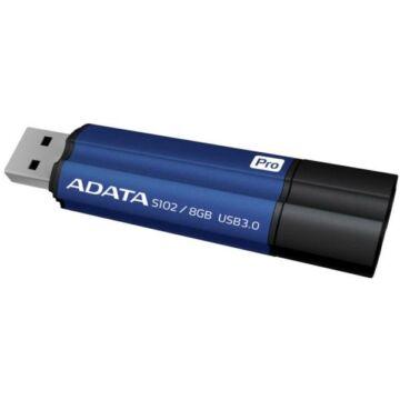 Adata S102 Pro Advanced 8GB Pendrive USB 3.0 - Kék
