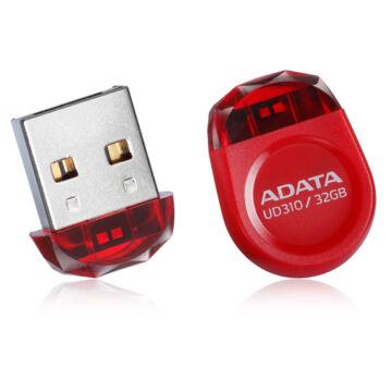 Adata UD310 32GB Pendrive USB 2.0 - Piros (AUD310-32G-RRD)