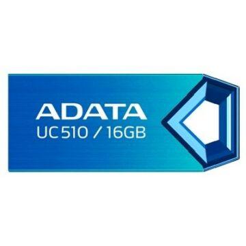 Adata UC510 16GB Pendrive USB 2.0 - Kék (AUC510-16G-RBL)