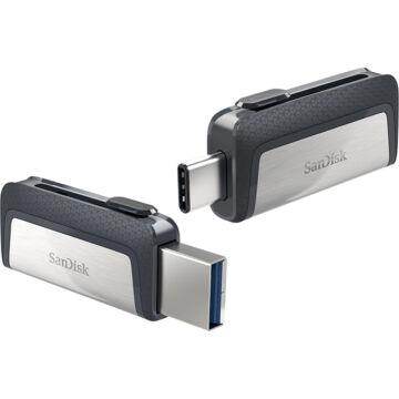 SANDISK ULTRA DUAL DRIVE USB Type-C 128GB 150MB/s