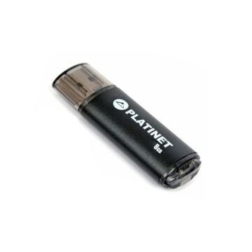 PLATINET PENDRIVE USB 2.0 X-Depo  8GB FEKETE [40943]