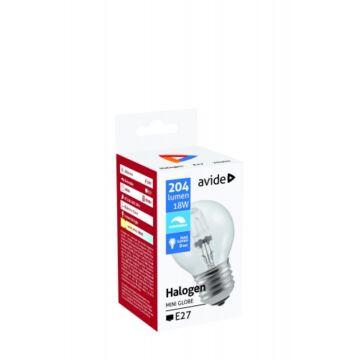Avide Halogen Classic Mini E27 18W