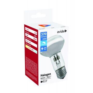 Avide Halogen R63 E27 28W