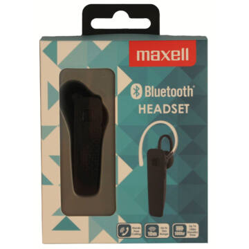 Maxell Headset Bluetooth Headset (Mono)