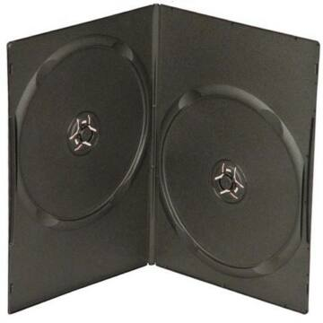 DVD Box Double 7mm