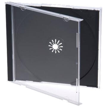 1 CD-Tok Normál 10.4mm Black Tray Best Quality (Hq)