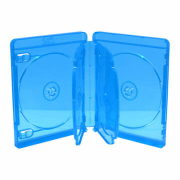 Blu-Ray Box for 6 DVD 14 mm