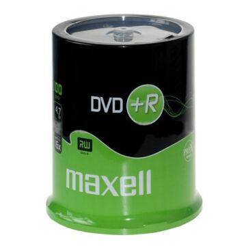 Maxell DVD+R 16X Lemez - Cake (100)