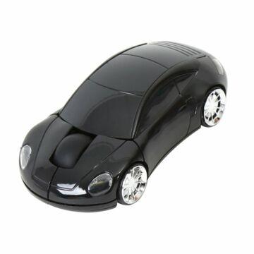 Omega Car OM-300 1200Dpi Vezeték Nélküli Egér Fekete 43250