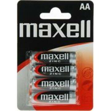 Maxell Zinc R6 AA Blister 4 Pk