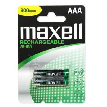 Maxell Akku. AAA NI-MH 900 mAH (2 blister)