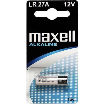 Maxell Alkaline Lr27