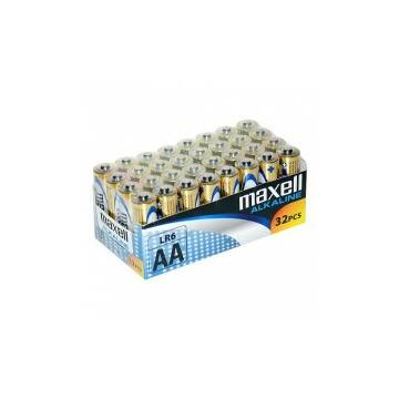 Maxell AA Méretü 1,5V Alkáli Elem Lr06-32 Pack Shrink