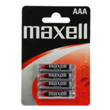 Maxell Zinc R03 AAA Blister 4 db