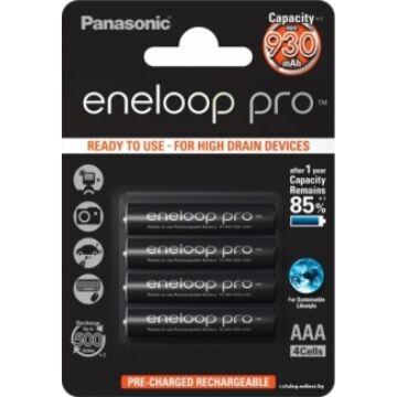 PANASONIC ENELOOP PRO R03/AAA 930 MAH (4) Blister