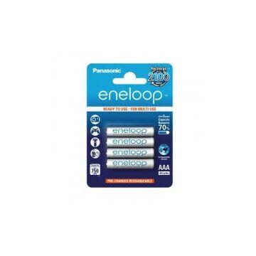 PANASONIC ENELOOP R3/AAA 750 MAH (4) BLISTER+BOX