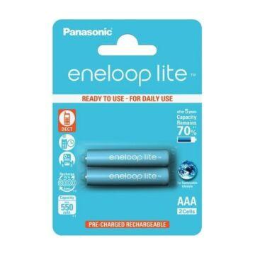 PANASONIC ENELOOP LITE R03/AAA 550MAH (2) Blister
